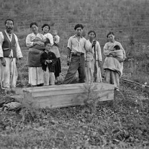 1950年朝鮮戦争時代の写真はこちら 7 (韓国の家族が・・・)