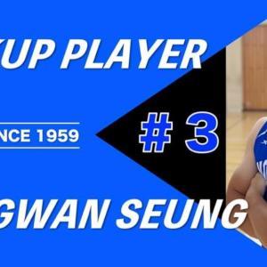 朝鮮大学バスケットボール部 39 (動画プレー集 第3弾 司令塔 李洸勝選手)