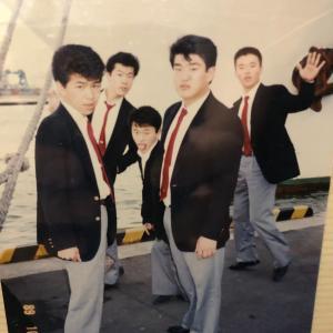 懐かしい写真 27 (31年前 高3 朝鮮訪問② チングたちと思い出の写真)