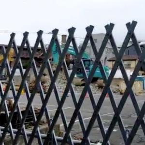 写真はこちら 東京朝鮮学校第7初中級学校が解体