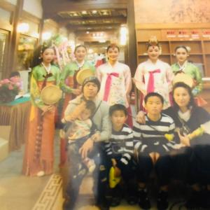 懐かしい写真 38 (13年前韓国へ家族旅行の写真)