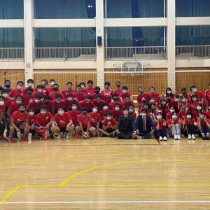 朝鮮大学情報 112 (政経学部支部運動モイムの様子)