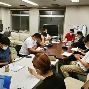 ウリ民族フォーラム in 東京 足立 10 (第三回実行委員会兼青商会幹事会)