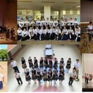 朝鮮学校 2021年度吹奏楽コンクールの予選が全国各地で開催