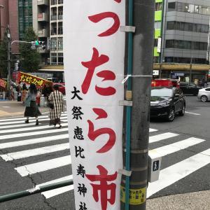 恵比寿神社のべったら市