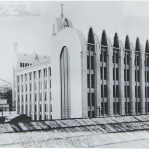 「分離派建築会100年展 建築は芸術か?」@パナソニック汐留美術館