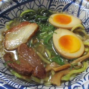 サラメシ 麵屋武蔵監修特製醤油らー麺