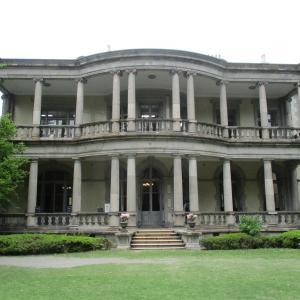 5年前の今頃は旧島津侯爵邸を見に行った