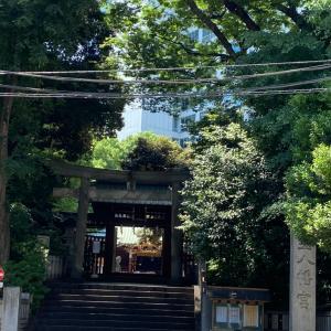 近くに行きたい 金王八幡宮