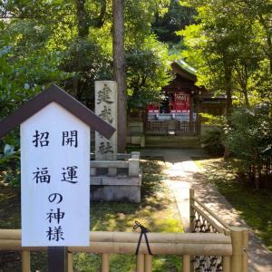 近くに行きたい 白金氷川神社2