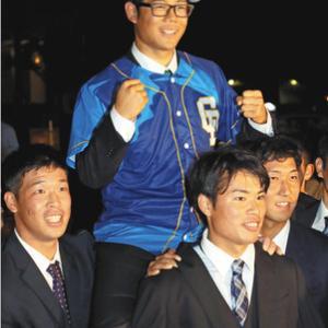 名古屋大学野球部・松田投手プロへ