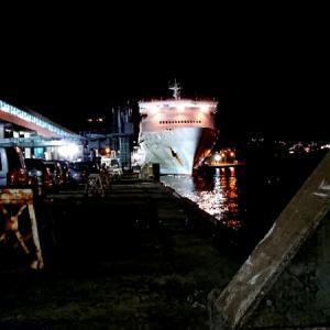 船上コンサート日本海◆舞鶴ー小樽◆2019年8月22日