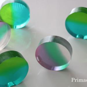 ●オイルから作る透明石けん!