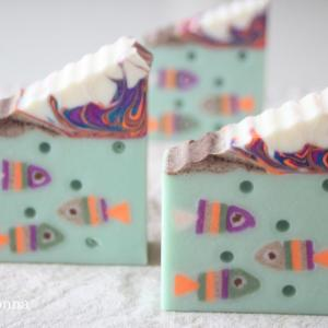 ●Tropical sea soap!