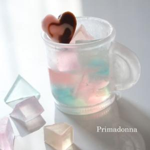 ●Clear cup soap!