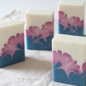 ●Lotus flower soap 2!