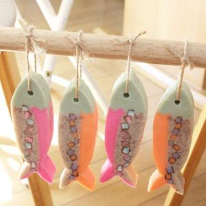●Fish soap for the kitchen!
