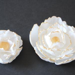 ●Peony flower soap!
