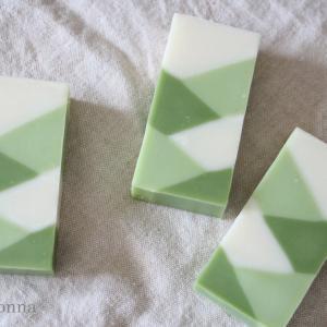 ●Straight line soap!!