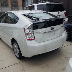 11y Prius Hybrid予備検査完了!!
