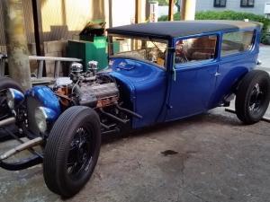 Ford 1927y 入庫です!