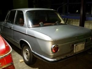 BMW 2002入庫です!