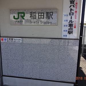 08216-3 茨城県笠間市(稲田)