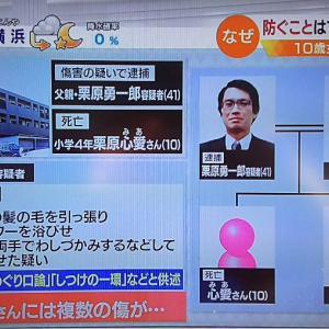 野田市10歳女児虐待死に思うこと
