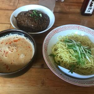 本日の坦々麺  白虎750円(風来坊 神足大張長岡京市京都府)