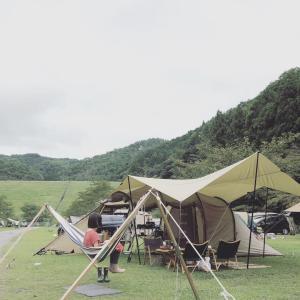 キャンプ▼