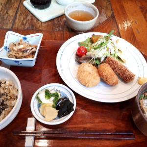 料理教室とやさい寿司会と整体の日と