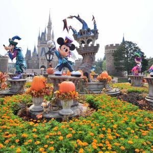 東京ディズニーランド・シー 台風の接近に伴い10月12日の休園、13日の営業時間変更が決定
