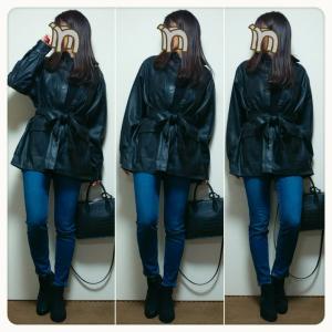初売りで選んだのは今冬トレンドのCPOジャケット & オーバーサイズを着太りさせないポイント3つ