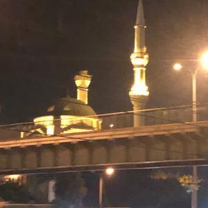イスタンブールで地震