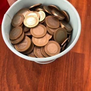 家に溜まった小銭どうする?