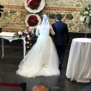 トルコ人の友人の結婚式♡