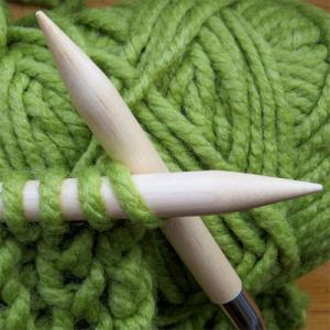 編み物全般の知識が学べます