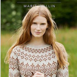 Marie  Wallinさんの新刊本「MEADOW」