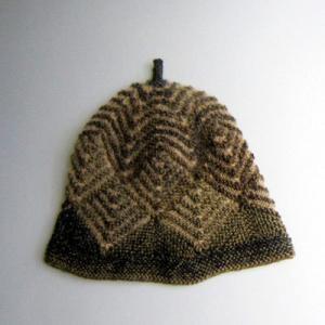 北欧ニットのレッスン・フェアアイルの糸で編めちゃいます