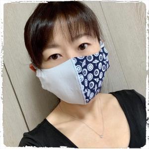 ↻ 手作りマスク装着㊥ #008