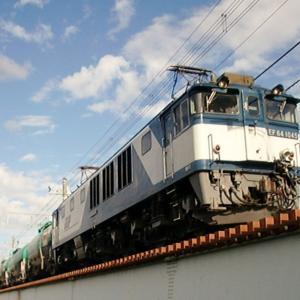 JR貨物【鶴見川橋梁 撮影記】~2010年⇒2011年~