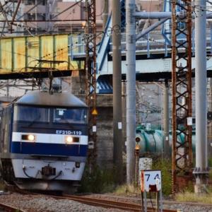 JR貨物【EF210+EH200】~8097レ~