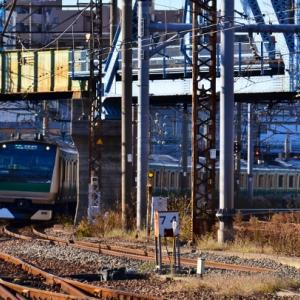 JR貨物【E&S方式リニューアル開業式】~横浜羽沢駅送り込み~