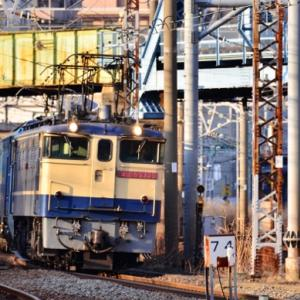 JR貨物【EF65 2139】~40年目の春~