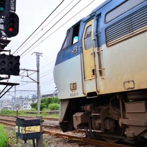JR貨物【EF210-14】~新塗装機~