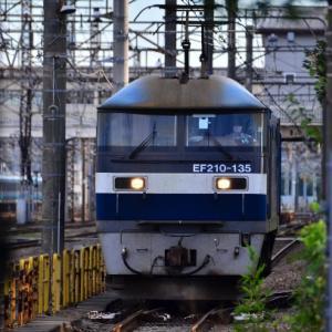 JR貨物【車票】~予備車回送~
