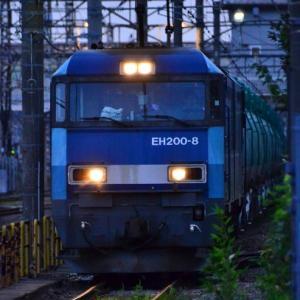 JR貨物【EF66 27】~カンガルーライナーSS60~