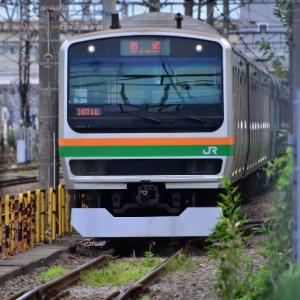 JR貨物【EF66 128】~東京(タ)折り返し~