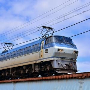 JR貨物【単機祭り】~EF66 EH200~