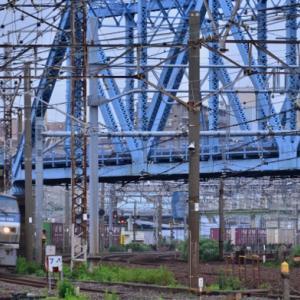 JR貨物【EF64 1043】~国鉄色機~